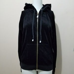 Juicy Couture Relaxed Velour J Bling Jacket